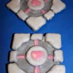 Biscotto Portal - cubo da compagnia