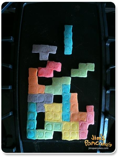 tetris-pancake