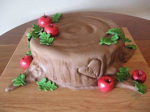 torta giving+tree