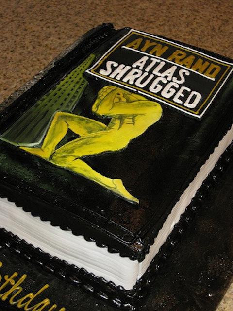 torta rivolta di atlante