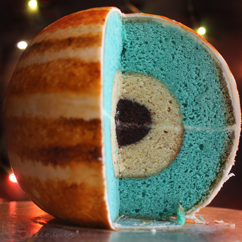 jupiter cake inside
