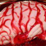 Ricetta panna cotta - cervello sanguinante