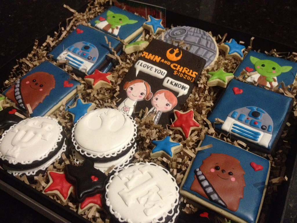 cookiecowboys starwars