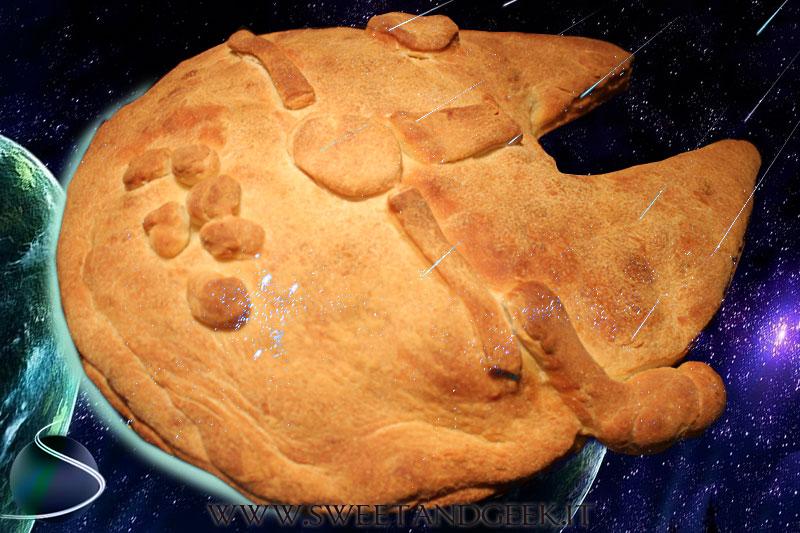 Millennium Falcon Pie