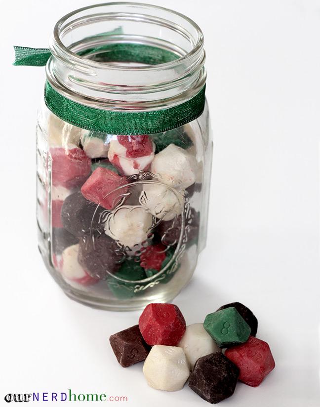 D20 cioccolato