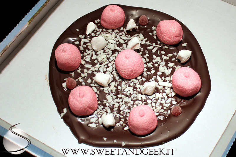 marshmallow-chocopizza