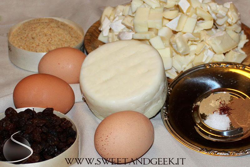 Ingredienti torta-formaggi-medievale---torta-comune