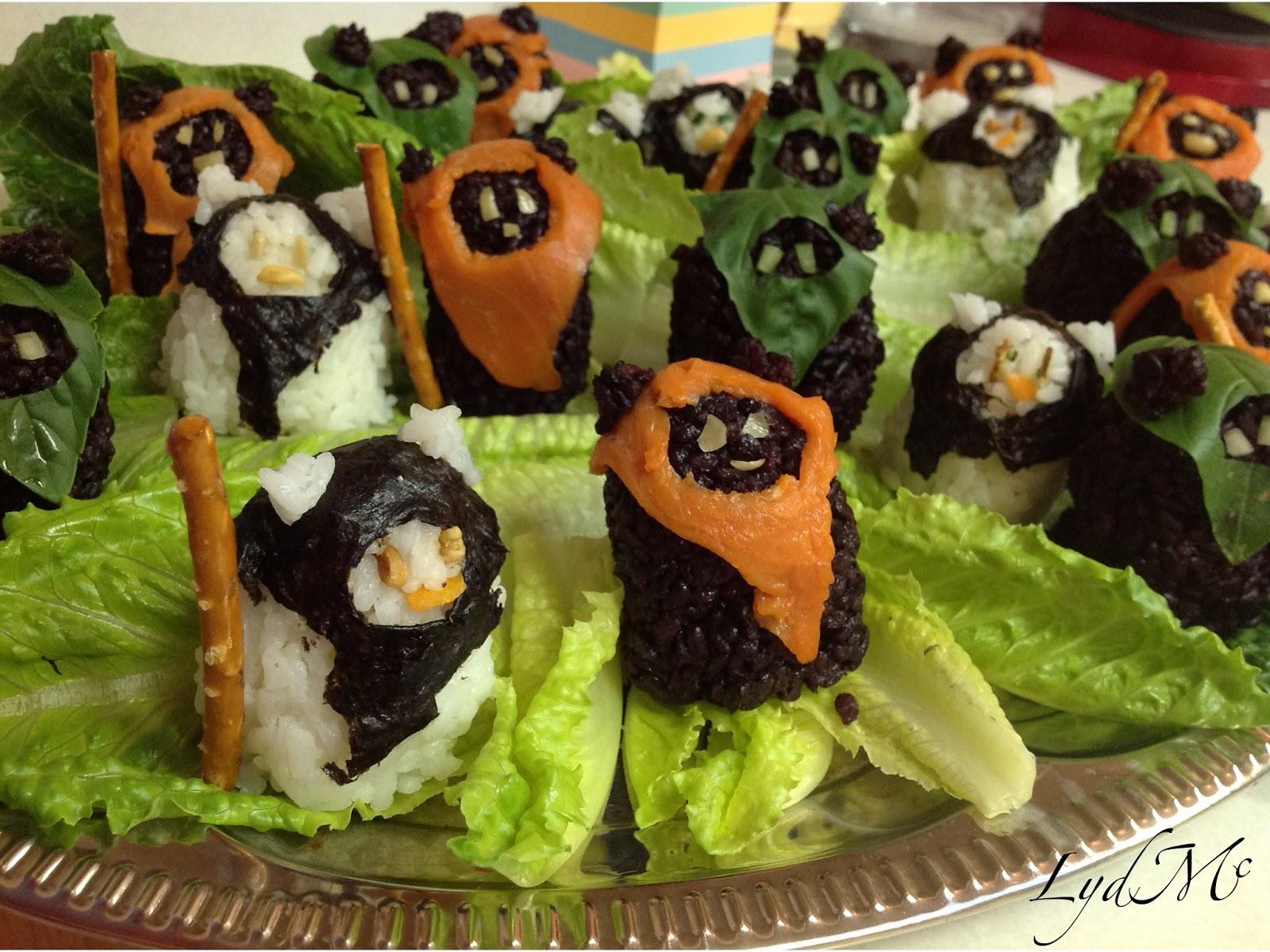 snack star wars sushiwok