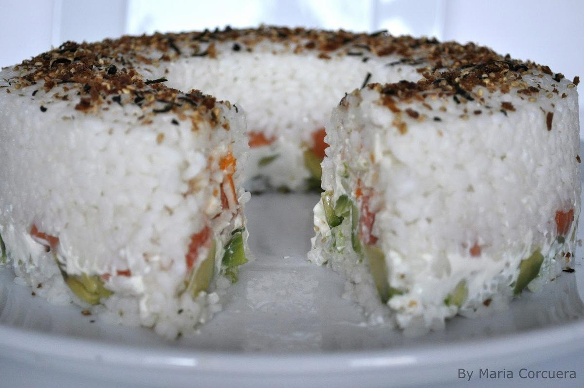 ciambella di sushi
