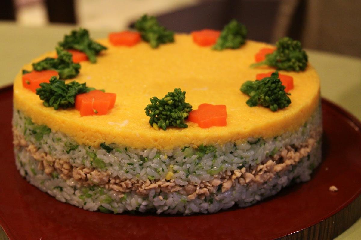 sushi e frittata