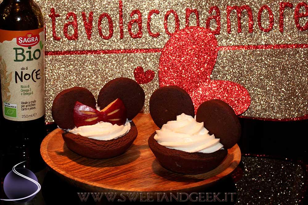 dessert mickey-mouse